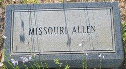 Missouri Allen