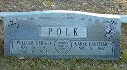 William Gerald Polk, Sr