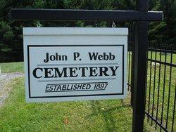 John P Webb Cemetery