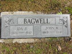 Mariah Josephine Ida <i>Mason</i> Bagwell