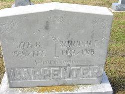 Samantha Ellen <i>Short</i> Carpenter
