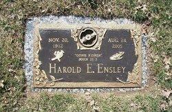 Harold Edward Ensley
