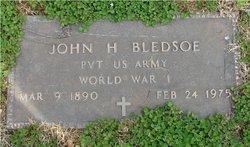 John H Bledsoe