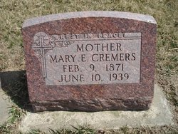 Mary E. Cremers