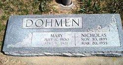 Mary <i>Ludden</i> Dohmen