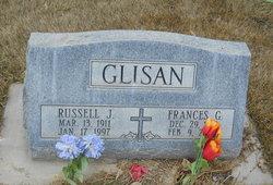 Frances G <i>Wieferich</i> Glisan