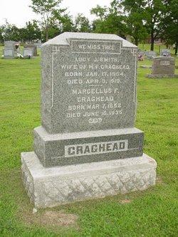 Lucy Jim <i>Smith</i> Craghead