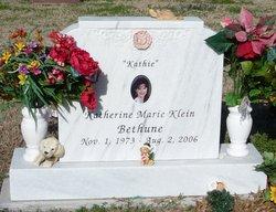 Katherine Marie <i>Klein</i> Bethune