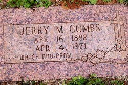Jerry M. Combs, Sr