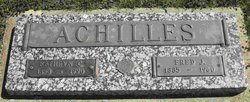 Frederick John Achilles