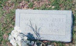 Sarah Ann Saleta Ann <i>Schrimpshire</i> Burt