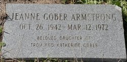 Jeanne Carolyn <i>Gober</i> Armstrong