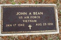 John A Bean