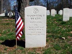 Hampton T Brady