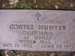 Cortez Hunter