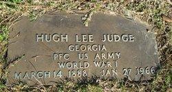 Hugh Lee Judge