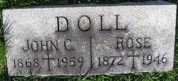 Rose <i>Miller</i> Doll
