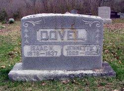 Jennettie Virginia <i>Meadows</i> Dovel