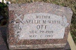 Nellie Mae <i>White</i> Ott