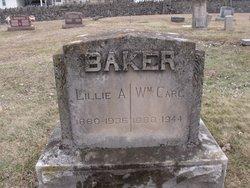 Lillie Alma <i>Cain</i> Baker