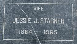 Jessie Jane <i>Davis</i> Stagner