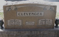 Shirley R <i>Hand</i> Clevenger