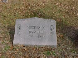 Virginia Obedience <i>Tucker</i> Dinsmore