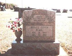Ronald Haven Ronnie Black