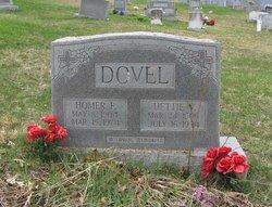 Hettie Virginia <i>Lam</i> Dovel
