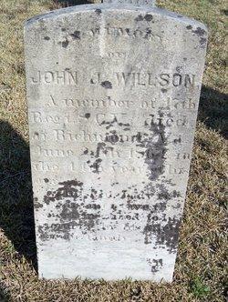 John J. Wilson