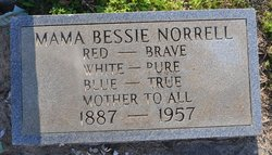 Bessie Estel <i>Oliver</i> Norrell