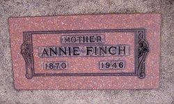 Annie <i>Christian</i> Finch