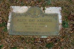 Alice Gay Arledge