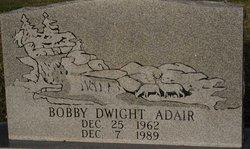 Bobby Dwight Adair