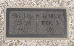 Frances Helena <i>Brogon</i> George