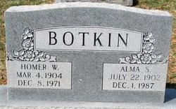 Alma S Botkin