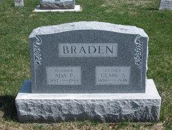 Ada Pearl <i>Mooberry</i> Braden