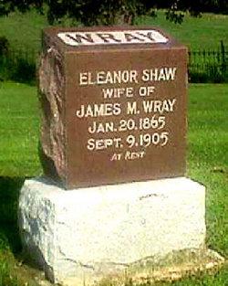 Eleanor Russell <i>Shaw</i> Wray