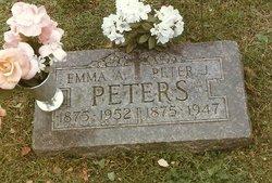 Emma A. <i>Reis</i> Peters