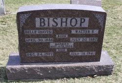 Belle <i>Davis</i> Bishop