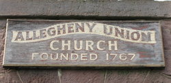Allegheny Union Cemetery Old