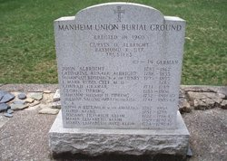 Manheim Union Burial Ground