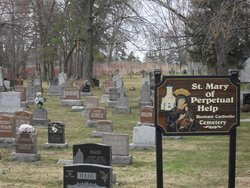 Saint Marys Roman Catholic Cemetery (Hesson)