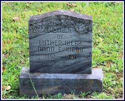 Anna E. <i>Baxter</i> Webb
