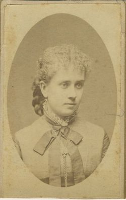 Antoinette Nettie <i>Cheney</i> Allison