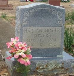 Harlan Homer Bowers