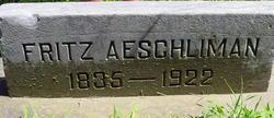 Fritz Ascliman