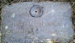 Jerry Lee Hammer
