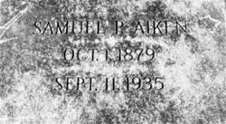 Samuel P Aiken