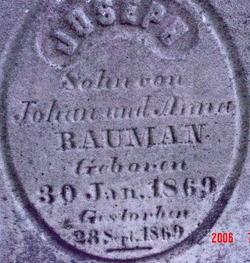 Joseph Bauman